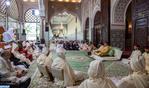 أمير المؤمنين يترأس الدرس الثاني من سلسلة الدروس الحسنية الرمضانية