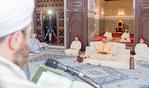 أمير المؤمنين يترأس بالرباط الدرس الثالث من سلسلة الدروس الحسنية الرمضانية