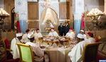 أمير المؤمنين يقيم بفاس مأدبة إفطار على شرف أعضاء المجلس الأعلى لمؤسسة محمد السادس للعلماء الأفارقة