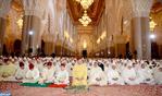أمير المؤمنين يترأس بمسجد الحسن الثاني بالدار البيضاء حفلا دينيا كبيرا إحياء لليلة القدر المباركة