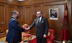 جلالة الملك يستقبل باديس أبابا سفير سوازيلاند بإثيوبيا حاملا رسالة شفوية من عاهل سوازيلاند