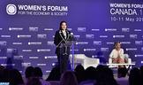 صاحبة السمو الملكي الأميرة للا حسناء:قدرات وطاقات الكفاءات القيادية النسائية تعد عاملا مهما في دعم الجهود على الصعيد العالمي لمواجهة آثار التغيرات المناخية