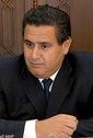 السيد عزيز أخنوش، وزير الفلاحة والصيد البحري والتنمية القروية والمياه والغابات