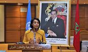 المغرب اختار طريق احترام القانون الدولي لإيجاد تسوية لقضية الصحراء (السيدة بوستة)