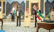 """""""اتفاقية جدة للسلام"""" بين إثيوبيا وإريتريا.. تعزيز للأمن والسلم في منطقة القرن الإفريقي والبحر الأحمر"""