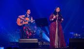 أداء متألق للفنانتين عبير العابد ونيطع القايم في ختام فعاليات مهرجان السفارديم بمونريال