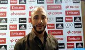 تتويج الدولي المغربي نور الدين امرابط أفضل لاعب في الجولة ال12 للدوري السعودي لكرة القدم