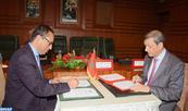 وزارة التجهيز والنقل واللوجيستيك والماء توقع بالرباط اتفاقيتي شراكة في مجال تدبير الملك العمومي