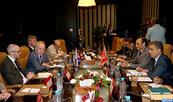 السيد المالكي يدعو إلى ضرورة إعطاء نفس جديد للدبلوماسية البرلمانية في خضم العولمة الحالية