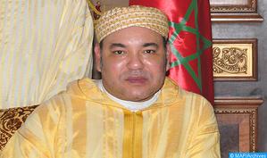 أمير المؤمنين يبعث برقيات تهاني وتبريك إلى ملوك ورؤساء وأمراء الدول الإسلامية بمناسبة شهر رمضان الأبرك