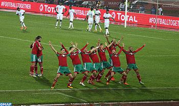 بطولة إفريقيا للاعبين المحليين المغرب 2018 (المباراة النهائية): المنتخب المغربي يتوج باللقب بعد فوزه على نظيره النيجيري بأربعة أهداف للاشيء
