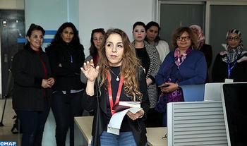 في وكالة المغرب العربي للأنباء..الصحافيات يتقلدن مناصب المسؤولية في ثامن مارس وعلى امتداد أيام السنة