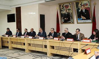 المجلس الجهوي للحسابات بفاس ينظم لقاء تواصليا مع الجماعات الترابية
