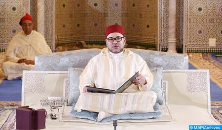 أمير المؤمنين يترأس الدرس الثاني من سلسلة الدروس الحسنية الرمضانية لعام 1439- 2018