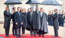 جلالة الملك يصل إلى قصر الإيليزي للمشاركة في احتفالات الذكرى المائوية لهدنة الحرب العالمية الأولى
