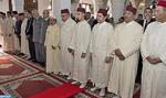 تشييع جثمان الراحل الجنرال دوكور دارمي عبد الحق القادري بحضور صاحب السمو الملكي ولي العهد الأمير مولاي الحسن