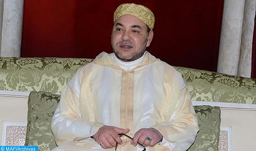 أمير المؤمنين يترأس بمسجد الحسن الثاني حفل إحياء ليلة القدر المباركة