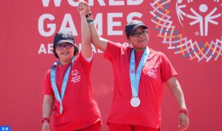 الألعاب العالمية للأولمبياد الخاص بأبو ظبي .. المغرب يفوز ب 34 ميدالية منها 12 ذهبية