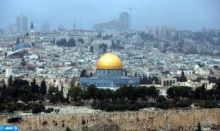 """وزراء خارجية """"الحوار 5 زائد 5"""" ينوهون بدور لجنة القدس برئاسة جلالة الملك في الأمن الإقليمي بالشرق الأوسط"""