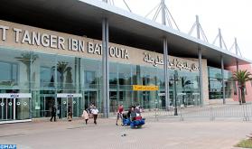 مطار طنجة ابن بطوطة : نمو حركة النقل الجوي خلال النصف الأول من العام ب 18 في المائة