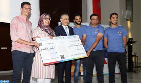 """جهة بني ملال-خنيفرة: مشروع """"خدمات طبية بين يديك"""" يفوز بالجائزة الأولى ل(هاكاثون) للتنمية البشرية"""