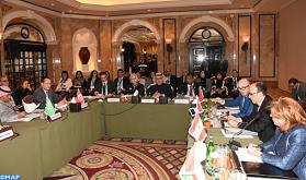 بدء الاجتماعات التحضيرية للقمة العربية التنموية ببيروت