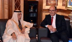 مباحثات مغربية قطرية بالرباط حول سبل تكثيف التنسيق بين برلماني البلدين