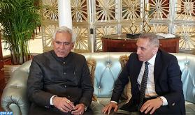 انعقاد الدورة السادسة للجنة المشتركة المغربية-الهندية في نيودلهي