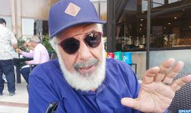 الممثل السوري أيمن زيدان ..السينما المغربية فرضت نفسها في المشهد السينمائي
