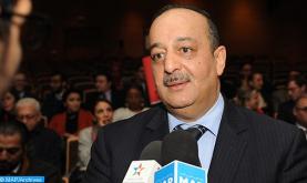 السيد الأعرج يبرز الدور الكبير الذي تلعبه مؤسسة مسرح محمد الخامس منذ تأسيسها إلى اليوم