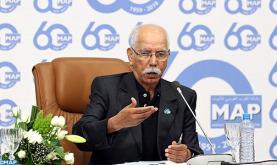 الصحافة المغربية مدعوة إلى ابتكار نموذج اقتصادي ومهني جديد للحفاظ على استقلاليتها (السيد البريني)