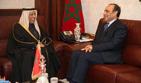 مباحثات بين رئيس مجلس النواب ورئيس مجلس الشورى القطري حول سبل تعزيز العلاقات البرلمانية
