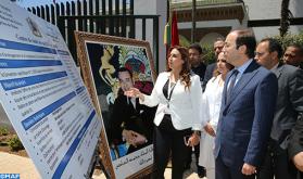 إعطاء انطلاقة خدمات المركز الصحي الحضري ديور الجامع بالرباط