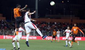 كأس الكونفدرالية الإفريقية (ذهاب المباراة النهائية).. هدف كودجو في الوقت بدل الضائع يضع نهضة بركان في المقدمة قبل مواجهة الإياب