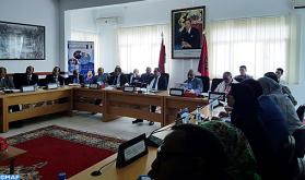 المبادرة الوطنية للتنمية البشرية ... اللجنة الإقليمية بطرفاية تعقد اجتماعها الأول برسم سنة 2019
