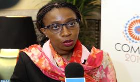 """انخراط """"جد قوي """" للمملكة المغربية من أجل تحقيق الاندماج الإقليمي بإفريقيا (الأمينة التنفيذية للجنة الاقتصادية بإفريقيا)"""