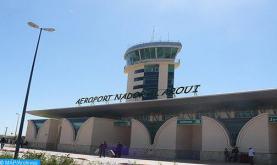 ارتفاع بأزيد من 16 في المئة في حركة المسافرين بمطار الناظور- العروي في أبريل الماضي