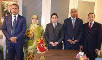 المائدة المستديرة الثانية بجنيف تكرس مكانة منتخبي أقاليم الجنوب كممثلين شرعيين للساكنة (أعضاء صحراويين بالوفد المغربي)