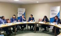 السيد البكوري يشارك بنيويورك في اجتماع حول تسريع الاستثمار في الطاقات النظيفة بإفريقيا