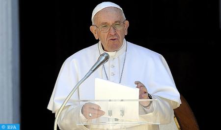 نص الخطاب الذي ألقاه قداسة البابا خلال مراسم الاستقبال الرسمي الذي خصه به أمير المؤمنين بباحة مسجد حسان بالرباط