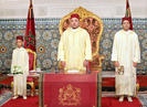 HM the King delivers speech to Nation on Throne Day