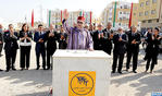 HM the King Launches Two Projects Initiated by Mohammed V Foundation for Solidarity in Tangier