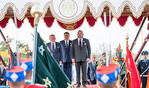 Official Welcoming Ceremony in Rabat for HM King Abdullah II of Jordan