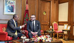HM the King Holds Tête-à-tête Talks with Guinean President