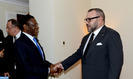 HM the King Holds Tête-à-tête Talks with Pres. of Equatorial Guinea