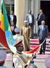 Ethiopian PM Offers Official Welcome for HM the King in Addis Ababa