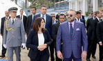 Casablanca: HM the King Launches Anfa Velodrome Re-development, Upgrading Project