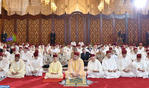 HM the King, Commander of the Faithful, Performs Friday Prayer in Hassan II Mosque in Casablanca