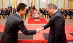 Morocco/China Strategic Partnership: HM the King Chairs in Beijing Signing Ceremony of Several Public/Private Partnership Agreements