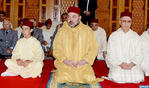 HM the King, Commander of the Faithful, Performs Friday Prayer in Rabat Sheikh Saif Mosque